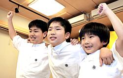 祇園祭 2011 稚児