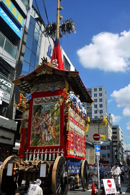 祇園祭2012山鉾巡行