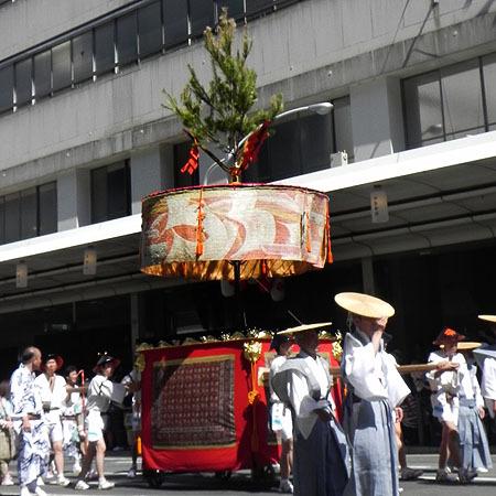 祇園祭四条傘鉾